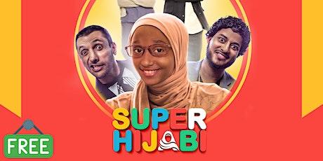 Movie Night: Super Hijabi billets