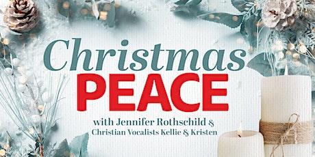 Christmas Peace tickets
