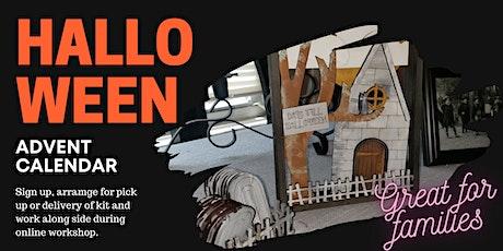 Halloween Advent Calendar -ONLINE tickets