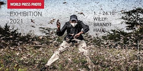 World Press Photo - Exclusiver Rundgang Tickets