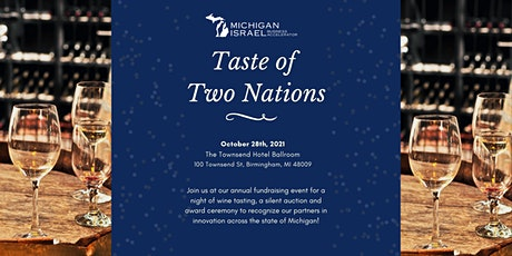 Taste of Two Nations tickets