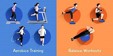 Aerobic Strength: MON-WED-FRI  7:30 AM - 8:20 AM tickets