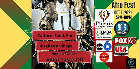 Central Ohio Afro Fest tickets