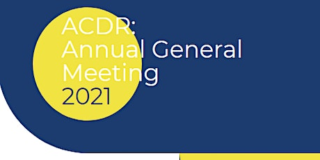 AIDS Committee of Durham Region AGM tickets