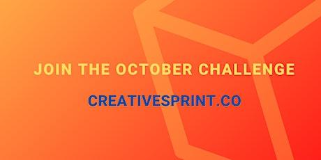Creative Sprint® Kickoff tickets