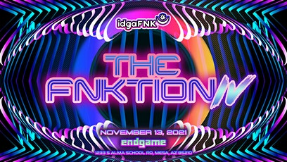 The FNKtion IV w/ Defunk & Megan Hamilton tickets