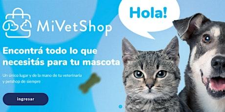 Reunión de Bienvenida a MiVetShop 12/11 entradas