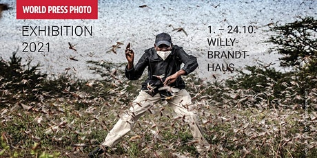 World Press Photo und Global Peace Award - Exclusiver Rundgang Tickets