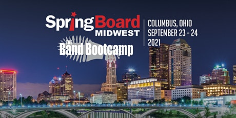 2021 Springboard Midwest Band Bootcamp tickets