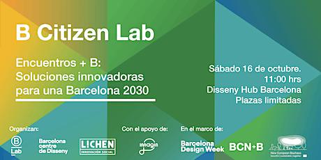 B Citizen Lab entradas