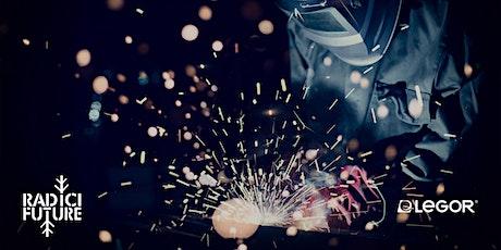 Metalli preziosi e produzione orafa: tra scienza e conoscenza biglietti
