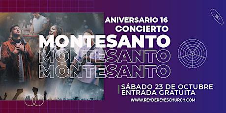 16 Aniversario Rey de Reyes Church tickets