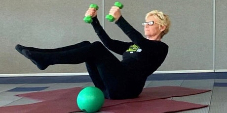 Pilates: MON-WED 12:30 PM - 1:30 PM and/or FRI 11:15 AM - 12:15 PM tickets