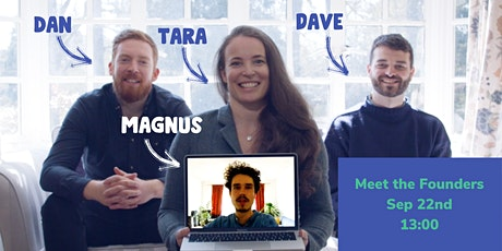 The Beagle Button Crowdfunding Launch - Meet the Founders tickets