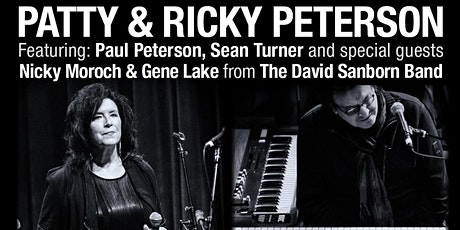 A Night with Patty and Ricky Peterson tickets
