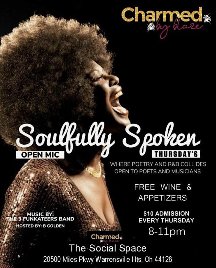 Soulfully Spoken Thursdays image