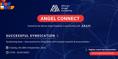 Angel Connect - Successful Syndication tickets