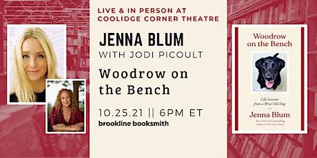 Live with Brookline Booksmith! Jenna Blum with Jodi Picoult tickets