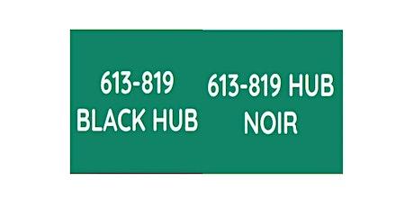 Black Hub community feedback meeting/Hub Noir Réunion de rétroaction tickets