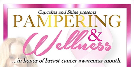 Pampering and Wellness tickets