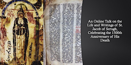 The Life and Homilies of Jacob of Serugh in a Manuscript in the OIM tickets