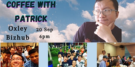 Coffee with Patrick - Everyone Welcome! tickets