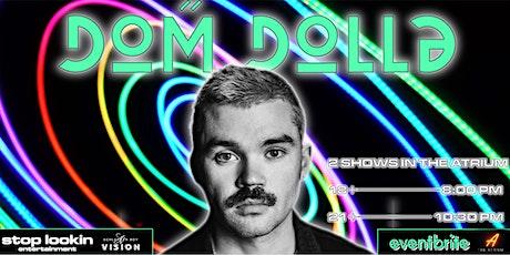 Dom Dolla @The Atrium 18+ tickets