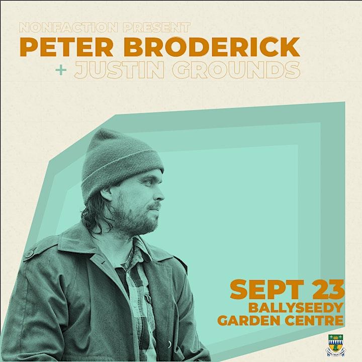 Peter Broderick & Justin Grounds image