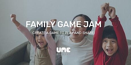 UME Family Game Jam tickets