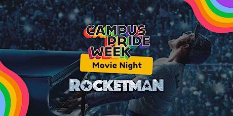 Movie Night: Rocketman billets