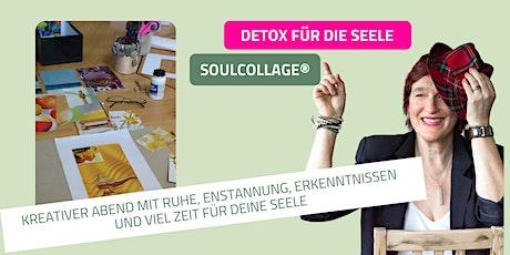 Detox für die Seele - SoulCollage® ein kreatives Abenteuer Tickets