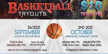 Team Dynasty Travel Basketball Tryout tickets