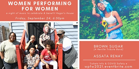 Women Performing for Women 2021 tickets