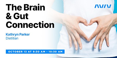 The Brain & Gut Connection tickets