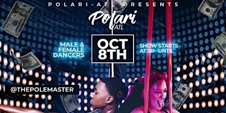 ATL PRIDE WKND: POLARI-ATL PRESENTS: UNISEX POLE DANCE SHOWCASE tickets