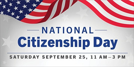 Virtual National Citizenship Day Screening Event tickets
