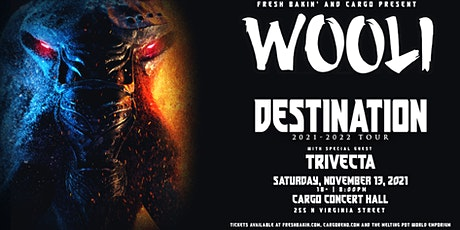 Wooli at Cargo Concert Hall tickets