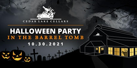 Halloween Party In The Barrel Tomb tickets