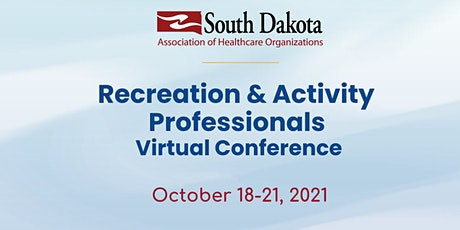 Recreation & Activity Professionals Virtual Conference tickets