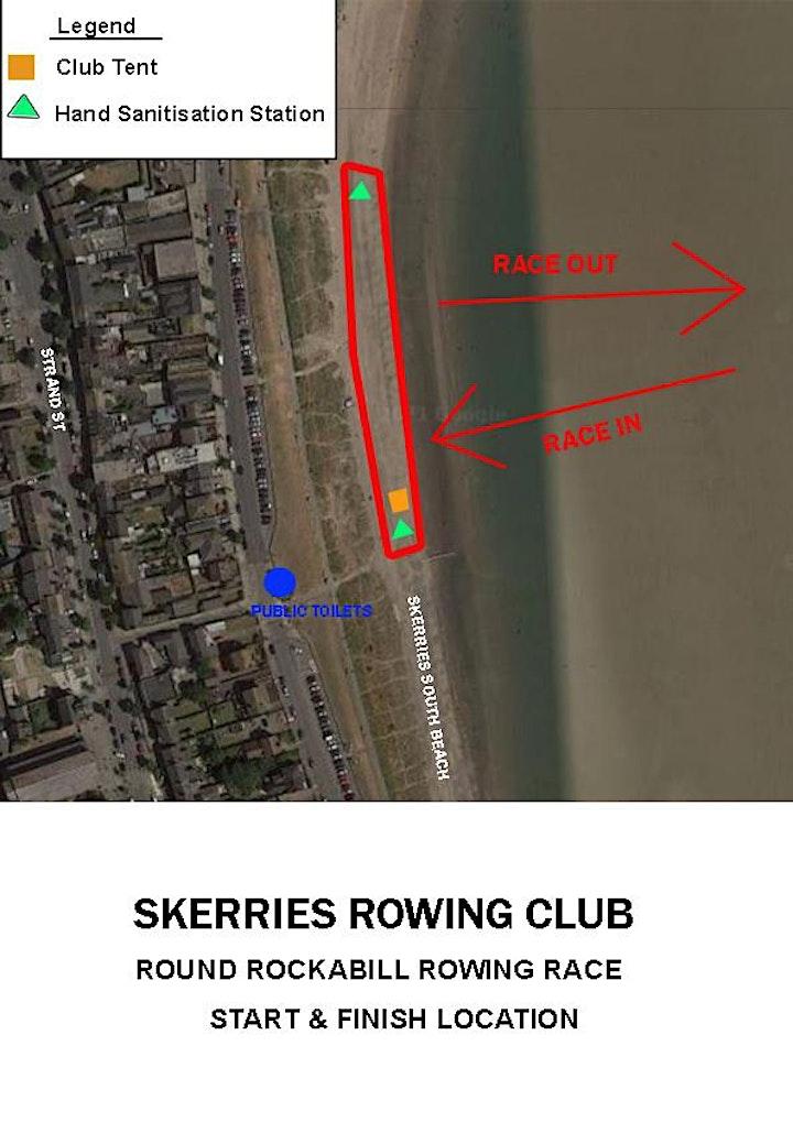 Round Rockabill Rowing Race image