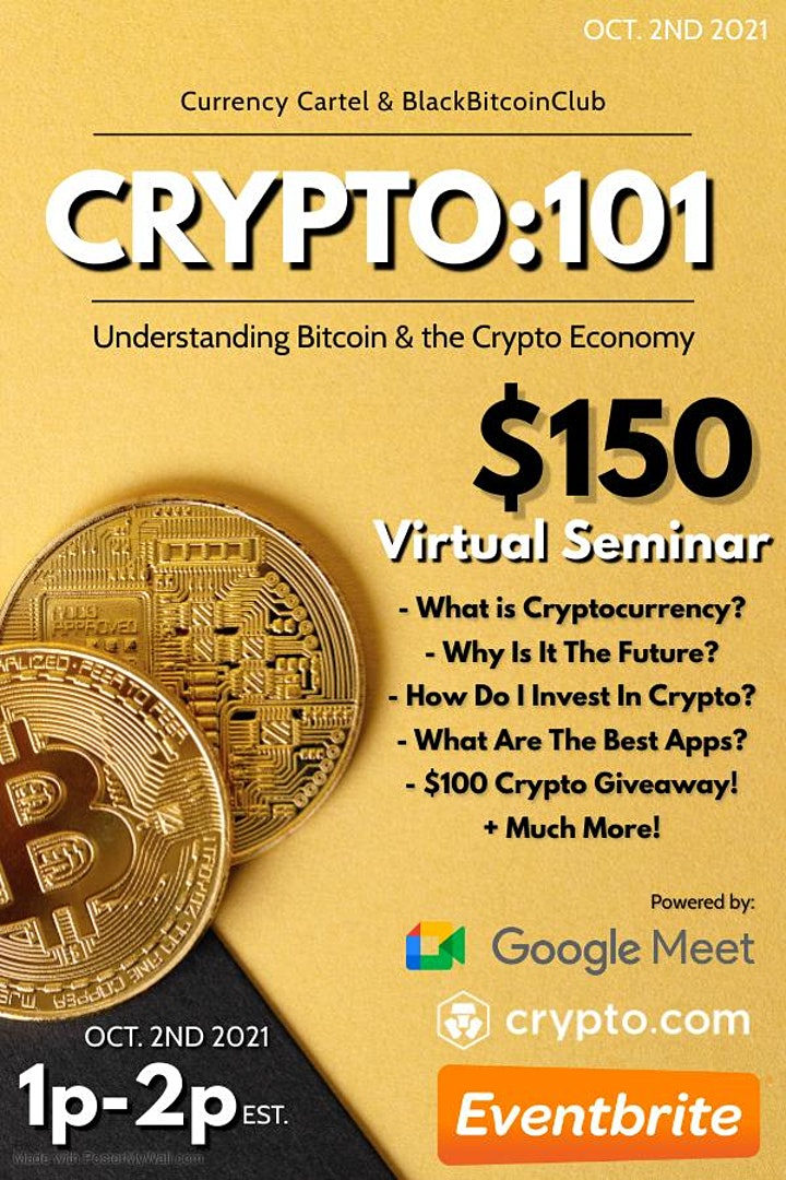 Crypto 101: Understanding The Cryptocurrency Economy image