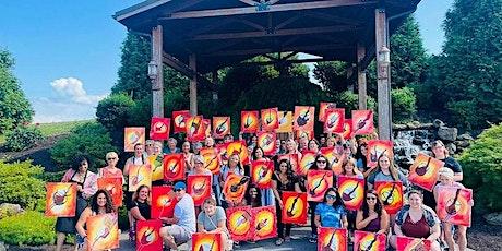 Autumn Paint & Sip at Walker's Bluff tickets