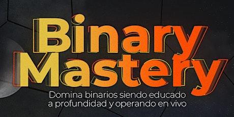 Binary Mastery tickets