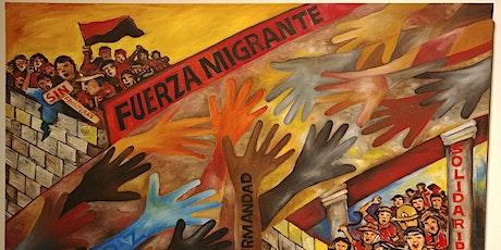 NEIGHBOURHOOD FOOD WEEK: Fuerza Migrante Chat & Salsa tickets