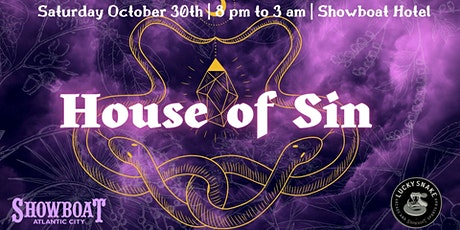 Halloween Party and Costume Contest at the Showboat Hotel tickets