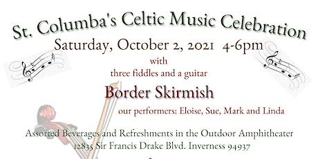 St. Columba's Celtic Music Celebration tickets