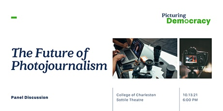 The Future of Photojournalism   Panel Discussion   Free tickets