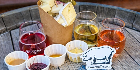 Ciders & Sides: Truffle Cheese Shop & Stem Ciders tickets