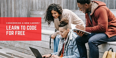 CodeSquad 2022 Spring Cohort - Info Session tickets