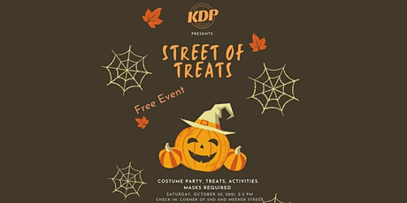 Street of Treats Autumn Fest tickets